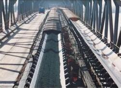 General fabric conveyor belt